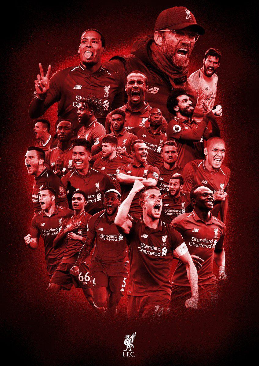 ปักพินโดย Rum Sudchevit ใน We Are Liverpool สโมสรฟุตบอล