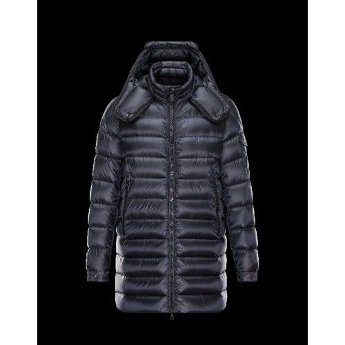 Moncler Jakke Herre Ny Moncler Hooded Padded Coat Herre