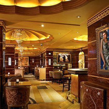 Hotel bars evolve to rival cocktail venues Über News Pinterest - bar manager
