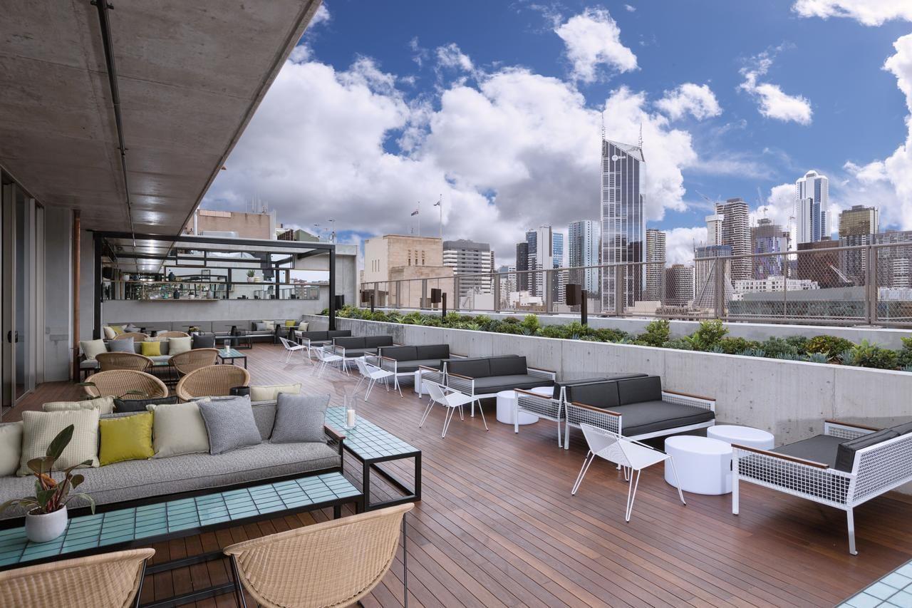 QT Melbourne, Australia | Best rooftop bars, Hotel rooftop ...