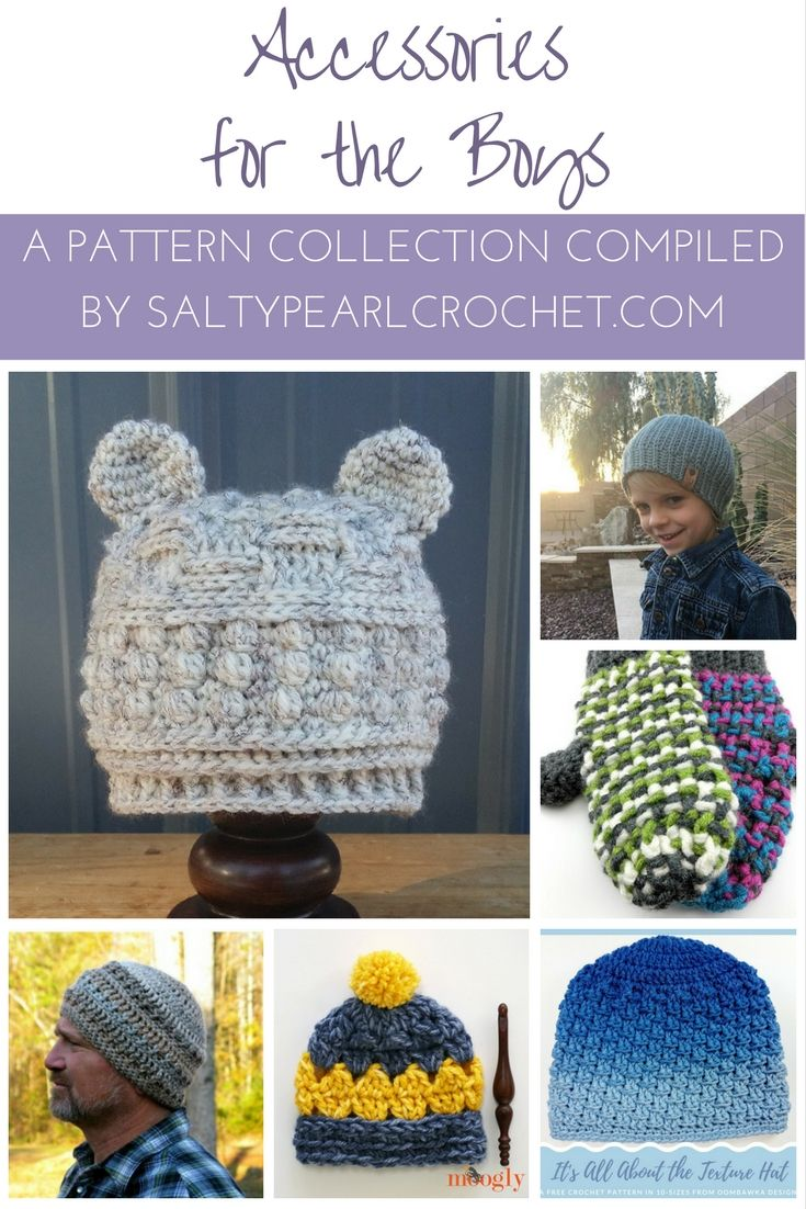 I\'m constantly on the lookout for awesome crochet patterns for boys ...