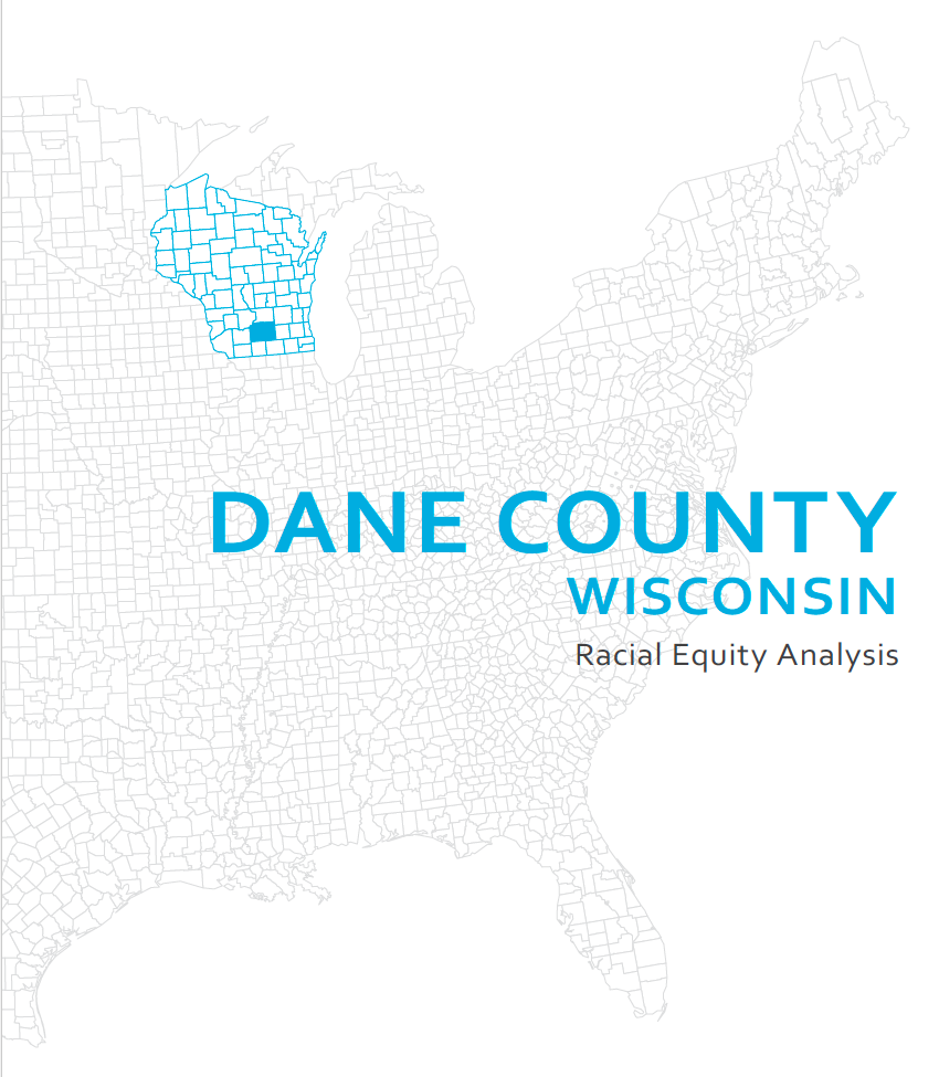New Report Offers Sweeping Four Year Plan To Increase Racial Equity In Dane County Wisconsin Local Regional Government Dane County How To Plan Year Plan