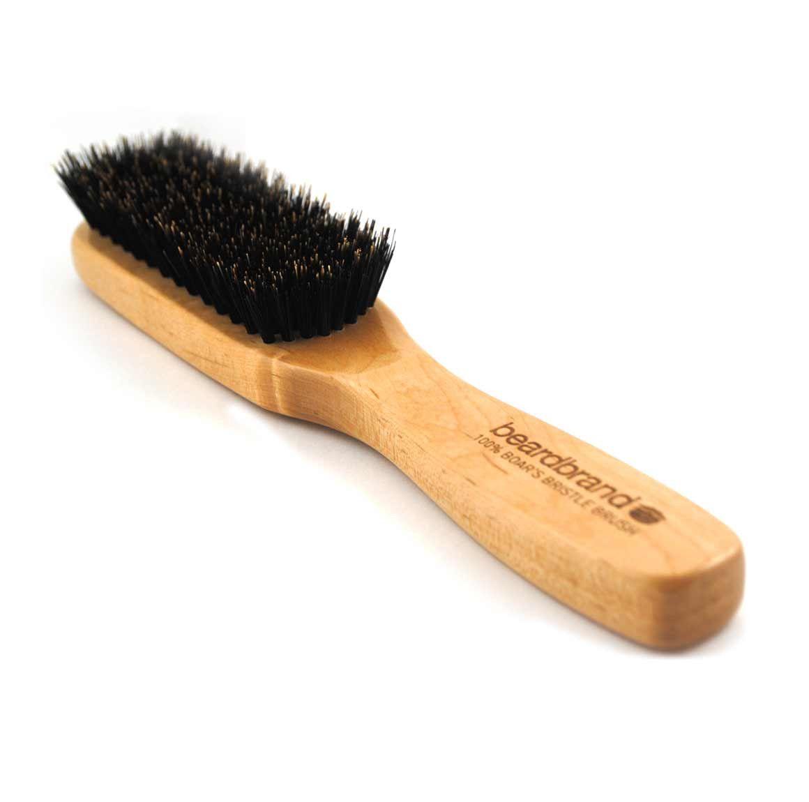 Beardbrand Boar S Hair Brush Boar Hair Brush Hair Supplies Beard Brush