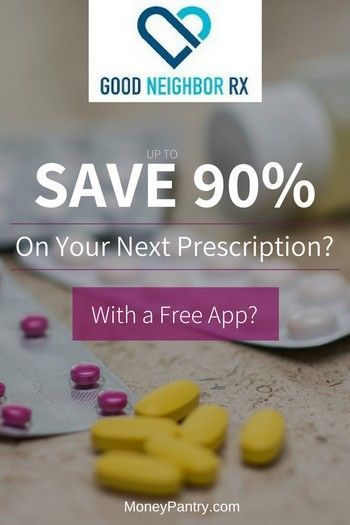 Good Neighbor Rx Review Save up to 90 on Prescriptions