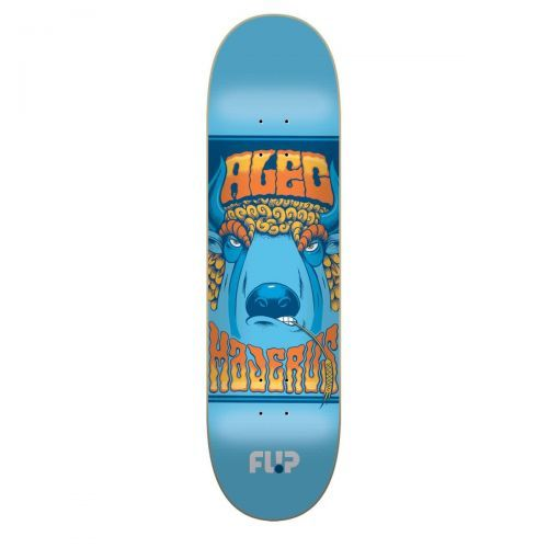 Flip Majerus Mercenaries Series Skateboard Deck, color: Assorted, category/department: skate-decks