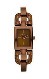 DKNY Glitz Brown Mother-of-Pearl Dial Women's Watch #NY8468 DKNY. $88.91. Water resdistant 50 meters/165 feet. DKNY Glitz Brown Mother-of-Pearl Dial Women's Watch #NY8468. Brown Dial Features Rose-Gold Tone Stick Indices. Save 34% Off!