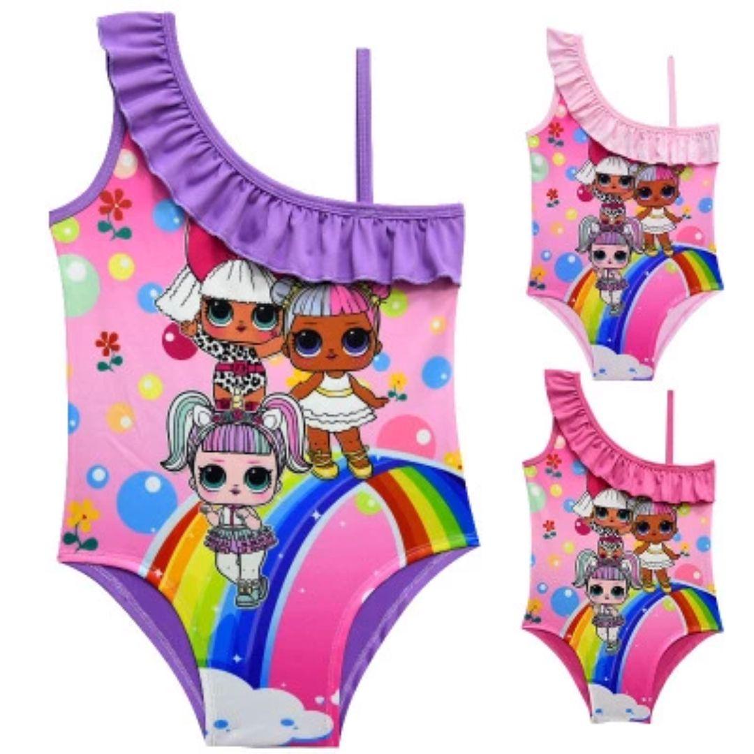 LOL SURPRISE Girls Bikini