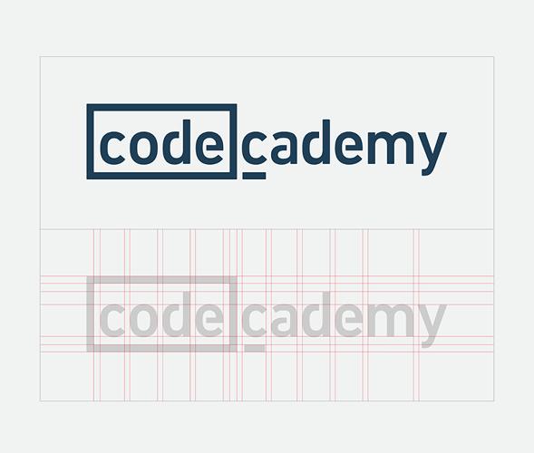 1 Codecademy Grows Up With New Pentagram Designed Brand Id Co Design Business Design Branding Branding Design Logo Web Design Inspiration