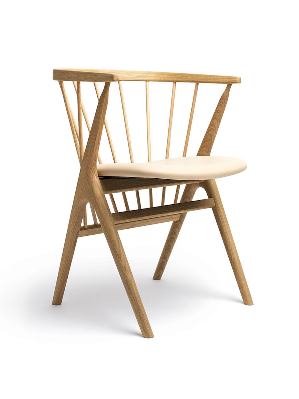 Sibast No. 8 Chair – Oil finish | Wohnzimmer