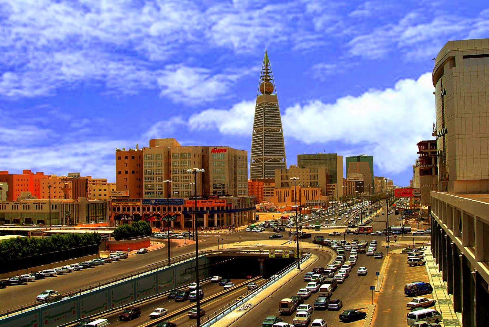 خلفيات عالية الدقة لأماكن جميلة في المملكة العربية السعودية San Francisco Skyline Skyline San