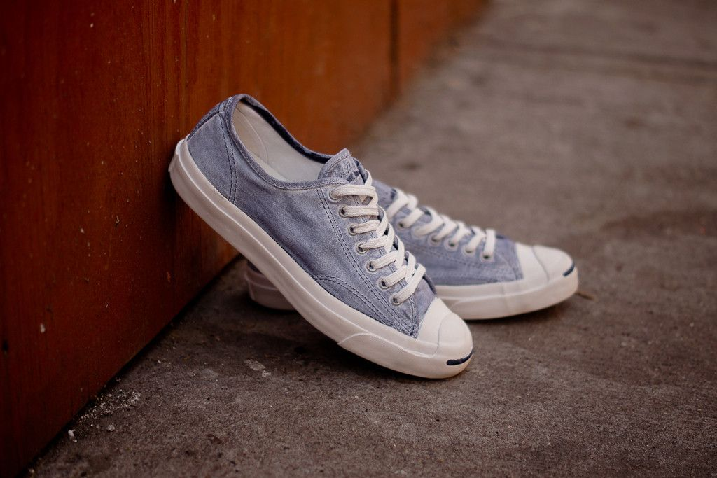 98343f1c6d83d5 Converse Jack Purcell - Light Blue