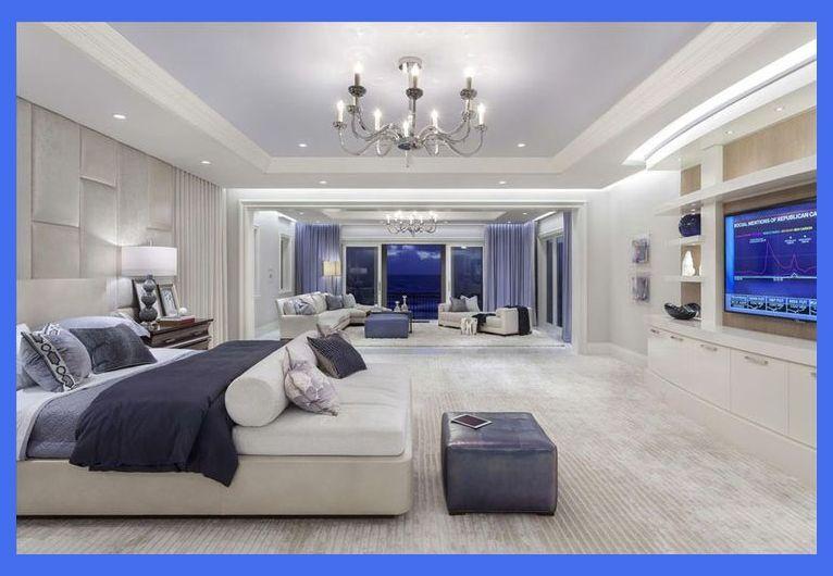53 Elegant Luxury Bedrooms Interior Designs Contemporary