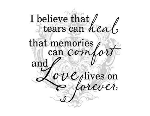 Love Lives On Forever With Images Comfort Quotes Grief Quotes