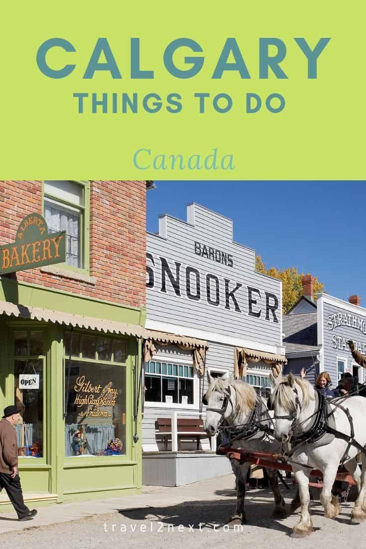 25 Things to do in Calgary Calgary, Calgary restaurants