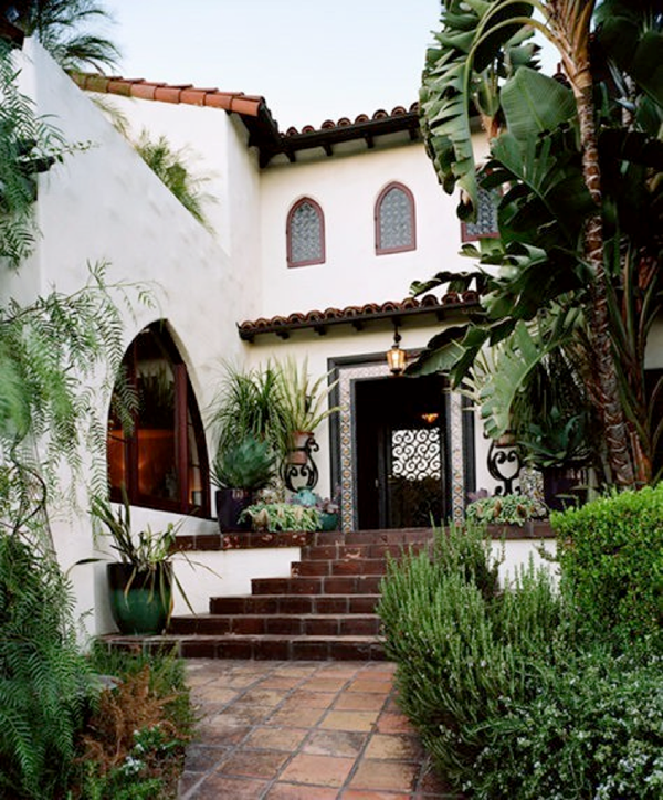 Best 25 Spanish Style Homes Ideas On Pinterest