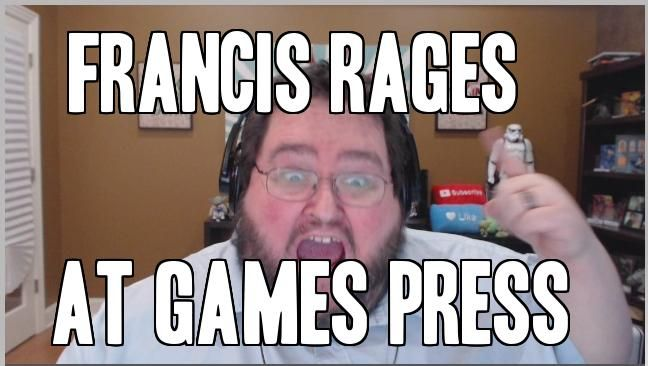 Francis has had it with the Games Press and finally made the video you are waiting on watch: https://youtu.be/edyIhTIir_c