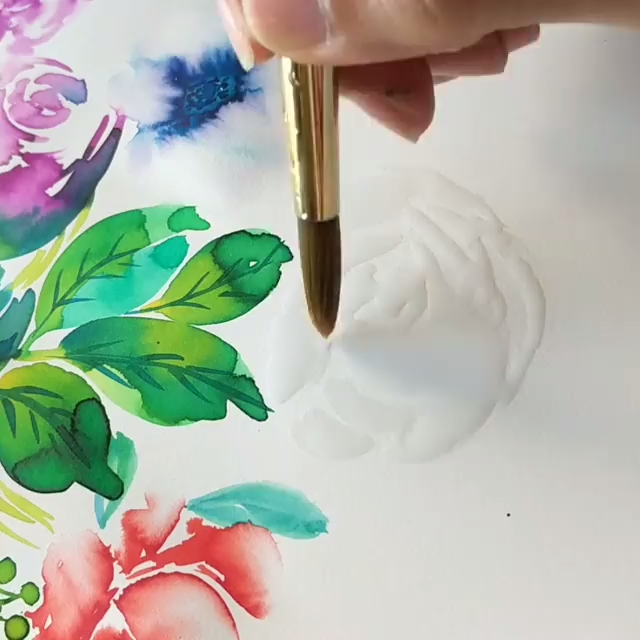 Watercolor Tutorial | Step By Step How To Paint A