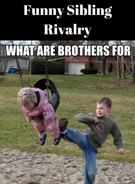 Funny Sibling Rivalry Sister Quotes Funny Siblings Funny Siblings Funny Quotes