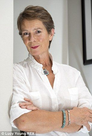 CeliaImrie, pictured, believes anorexia sufferers are wasting their lives and hurting tho...