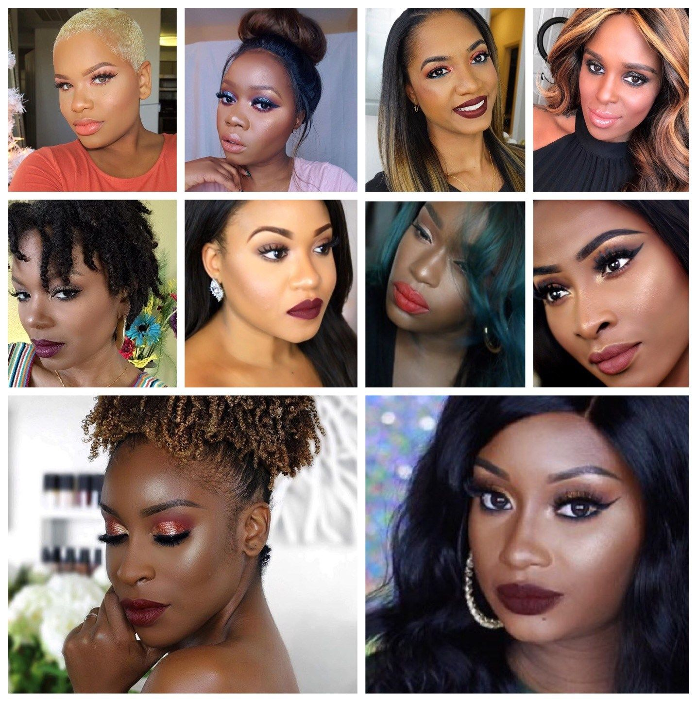 THE Black Beauty Gurus You Need To Know -  Black makeup youtubers