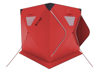 Qube Tents: Connectable Pop Up Tents | Tent camping, Best