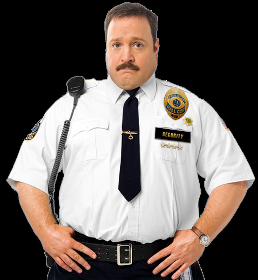 Paul Blart Is The Main Protagonist Of Paul Blart Mall Cop Film Series He Was Portrayed By Kevin James Who Also Portr Paul Blart Mall Cop Mall Cop Cops Film