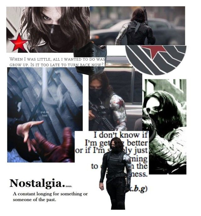 """""""The Winter Soldier ~ """"You're my mission."""""""" by the-winter-knight ❤ liked on Polyvore featuring art"""