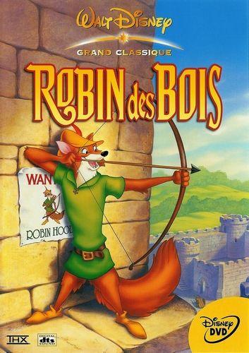 Robin Des Bois Dessin Anime : robin, dessin, anime, Robin, Disney, Animation, Studios, Bois,, Disney,, Films, Enfants