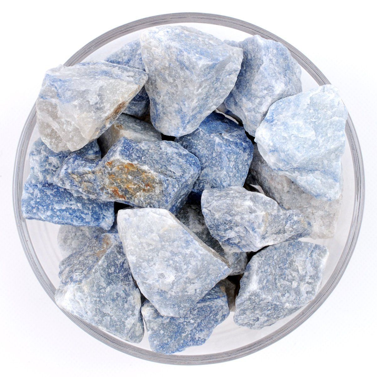 Rough Blue Quartz Rough Blue Quartz Stones Rough Blue Quartz Etsy Blue Quartz Quartz Rock Quartz Stone