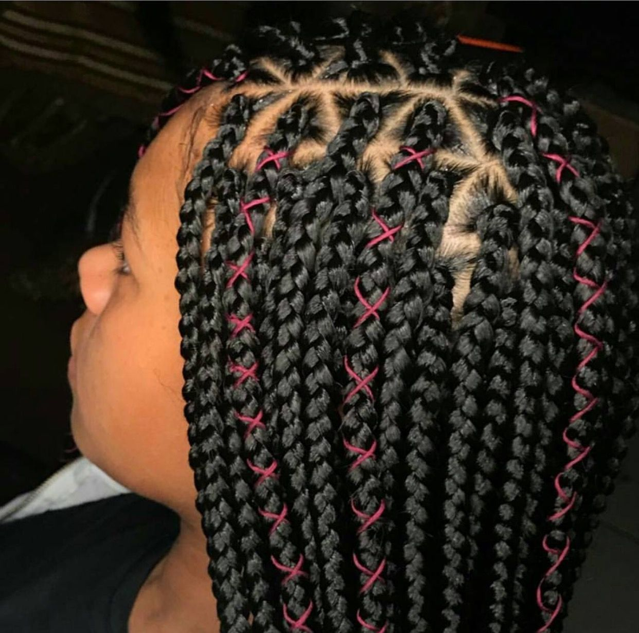 Find it at ayeyoryann followlikecomment boxed braided