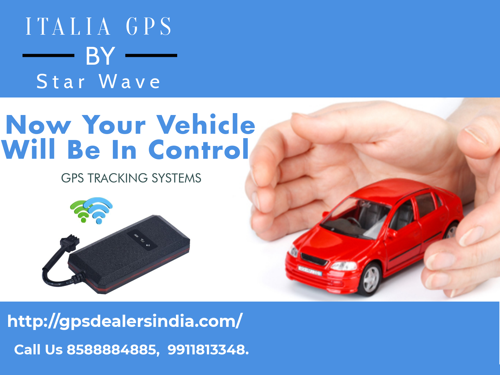 Now Your Vehicle Will Be Your Control Vehicle Tracking System