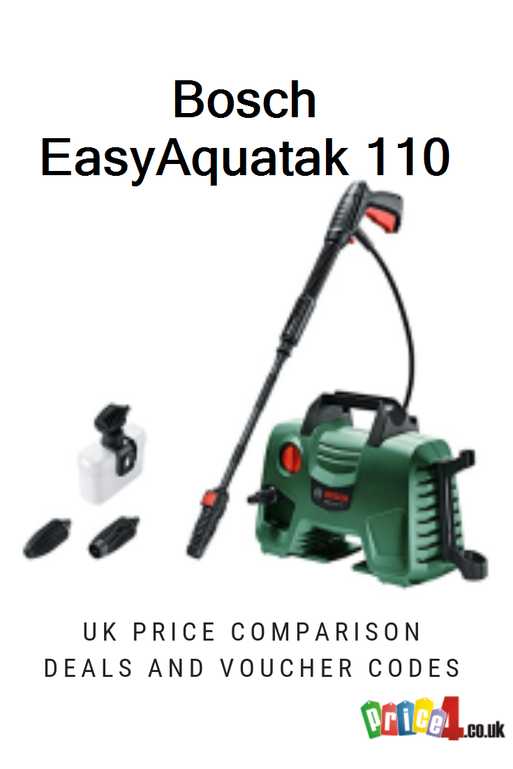 Bosch EasyAquatak 110 UK Prices. Bosch EasyAquatak 110