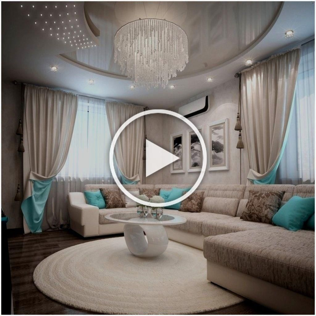 Wohnzimmer Braun Turkis #inneneinrichtung #dekorationsideen