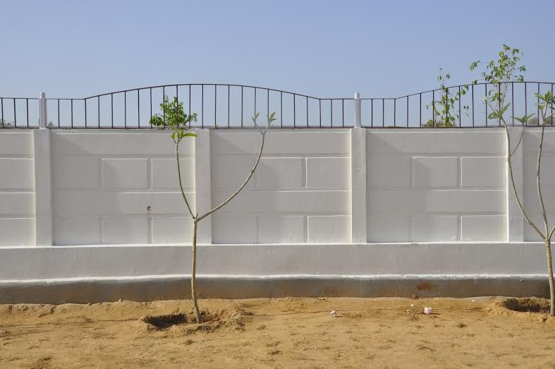 Precast Compound Wall Manufacturers In Bangalore Compound Wall Design Gate Wall Design Compound Wall