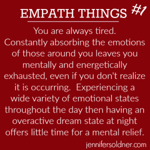 Overcoming Empath Fatigue