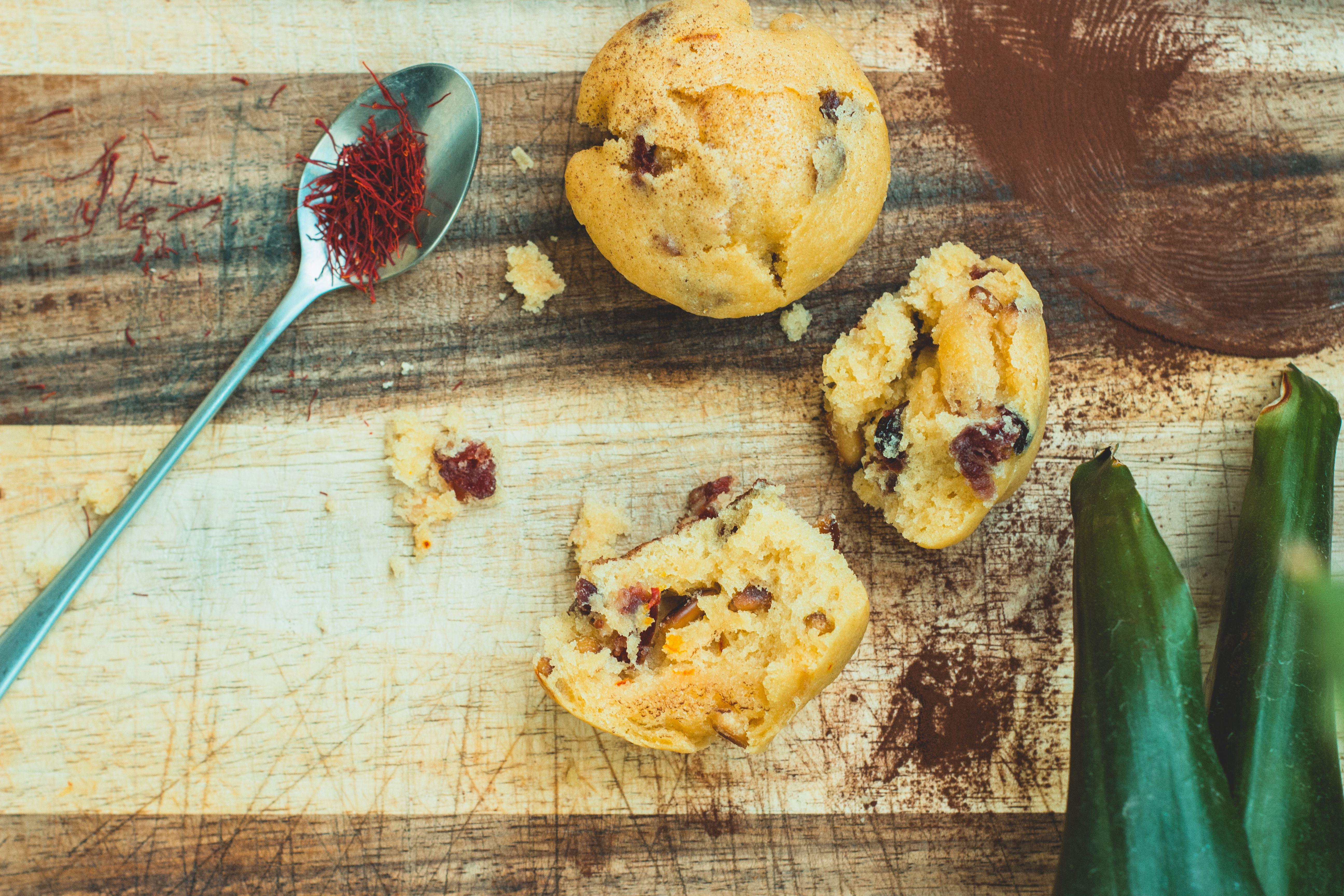 Safran Macht Nicht Nur Den Kuchen Gel Mit Diesen Muffins Bist Du Gast Nummer 1 Auf Der Nachsten Feier Einmal Gekostet Wirs Gourmet Genuss Und Rezepte