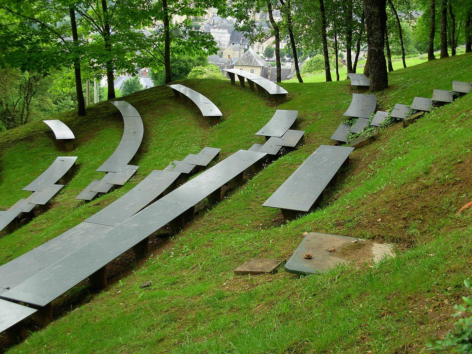 Jardin public contemporain recherche google l a n d for Jardin contemporain