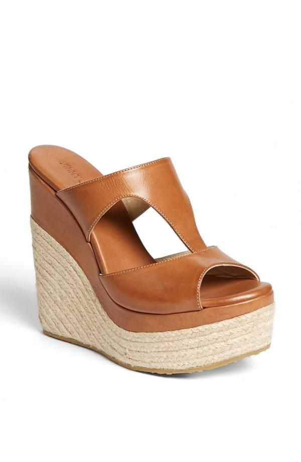 On the summer checklist! Espadrille sandal by Jimmy Choo