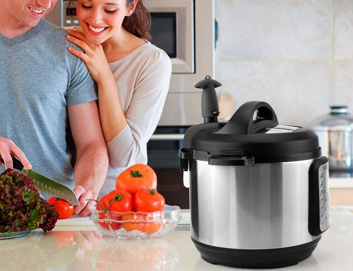 How to protect your from your Instant Pot's steam