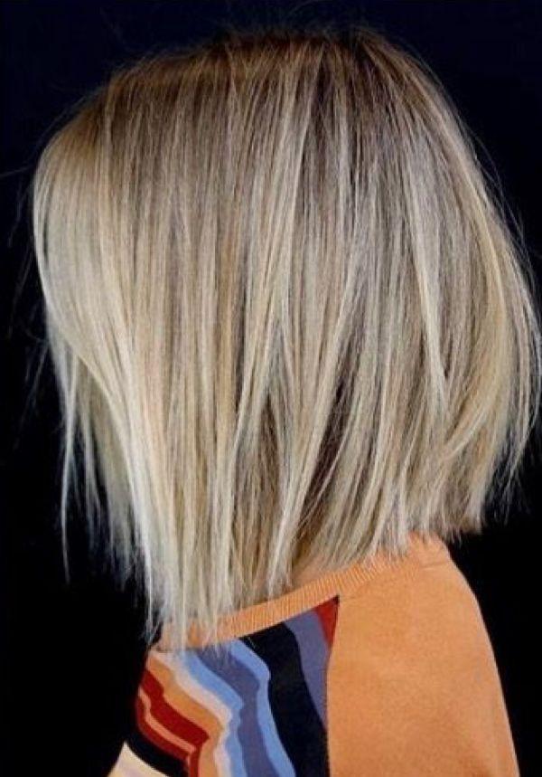 Cortes Carre Lacio Peinados En 2019 Hair Cuts Hair Y