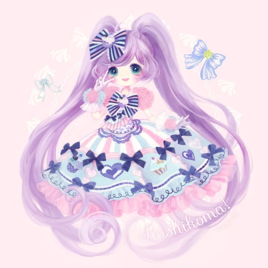 Ribbon glace sweetlolita