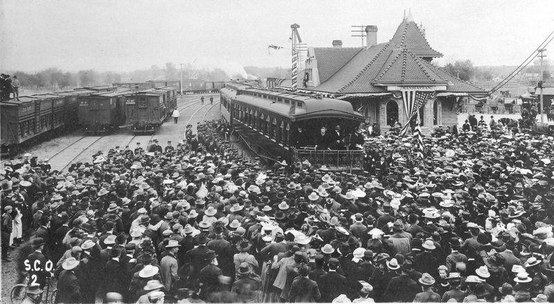 Manhattan Train Depot