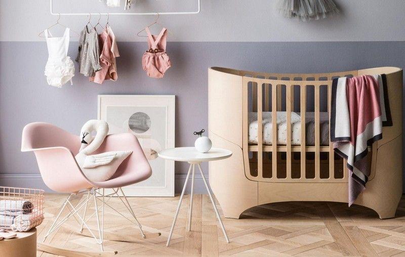 Chambre bébé fille: 50 idées de déco et aménagement! | Chambre bébé ...