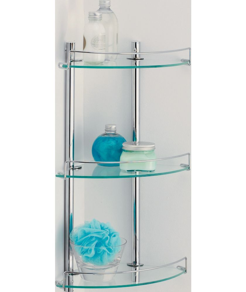 Buy HOME Corner Glass and Wire Rack at Argos.co.uk - Your Online ...