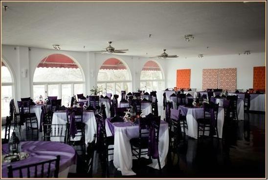 Plum Eggplant Reception Decorations Wedding Moroccan Theme Purple Decor Candy Buffet Lanterns