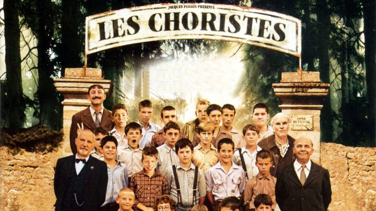 Image result for le choristes