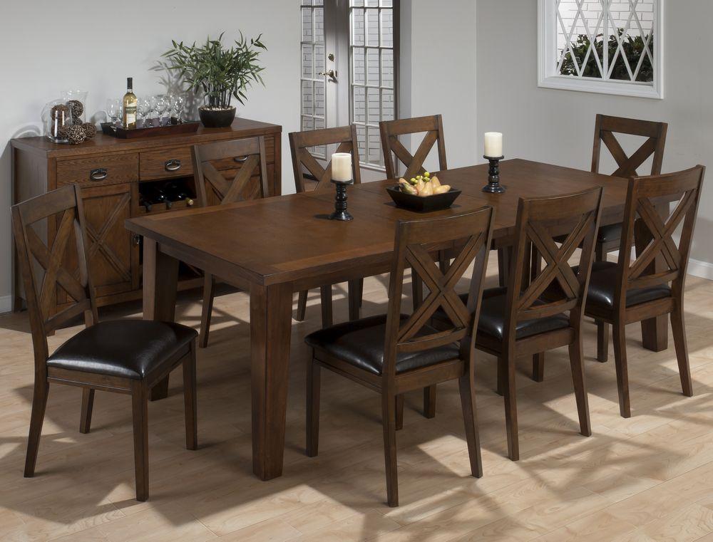 9 piece dining room furniture | design ideas 2017-2018 | Pinterest ...