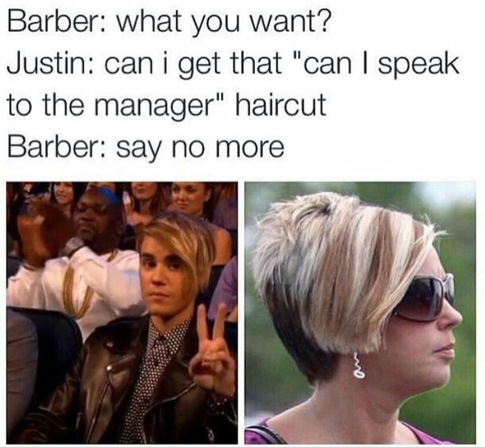 10 Memes Of Karen The Infamous Speak To The Manager Haircut