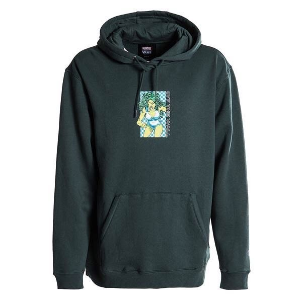 Mens Marvel She Hulk Vans Sweater Hoodie Size XL #fashion #clothing ...
