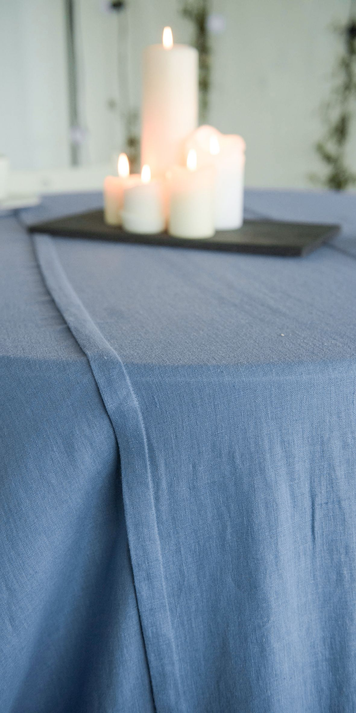 Round Linen Tablecloth 22 Colors Round Tablecloth Tablecloth